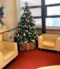 Corporate Christmas Trees